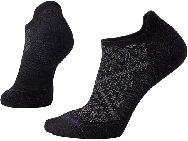 Smartwool PhD Run Light Elite Micro Socks Women, black